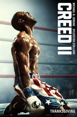 Крид 2Creed II постер